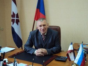 Овсяницкий Игорь Петрович
